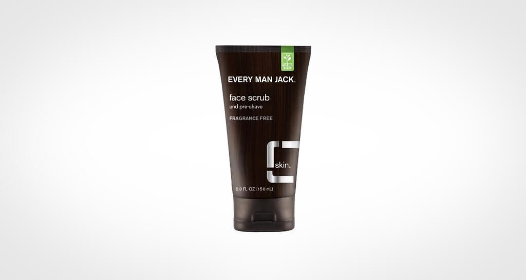 Every Man Jack Face scrub