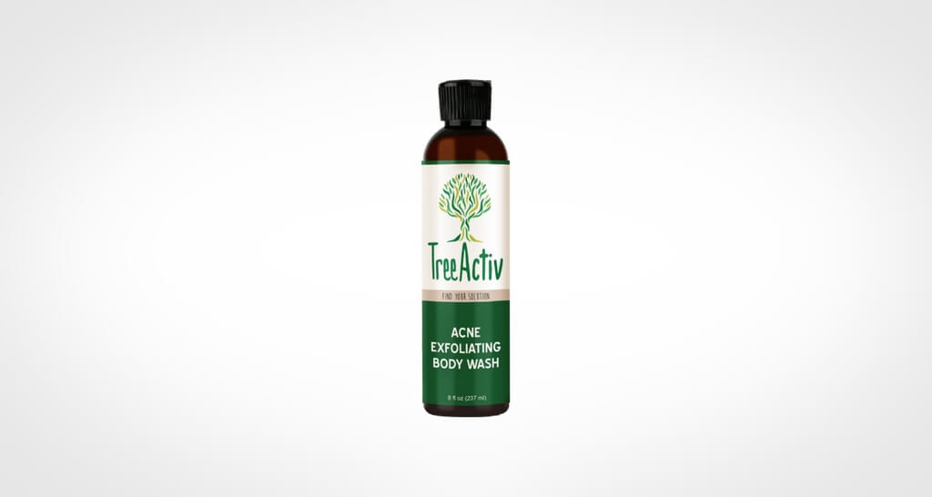 TreeActiv Body wash scrub