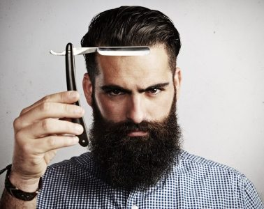Does shaving make your beard grow faster