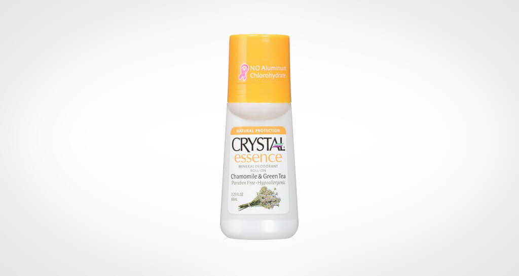 Crystal essense natural deodorant