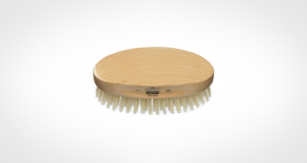 Kent Gentleman's Hairbrush Model No. MG3