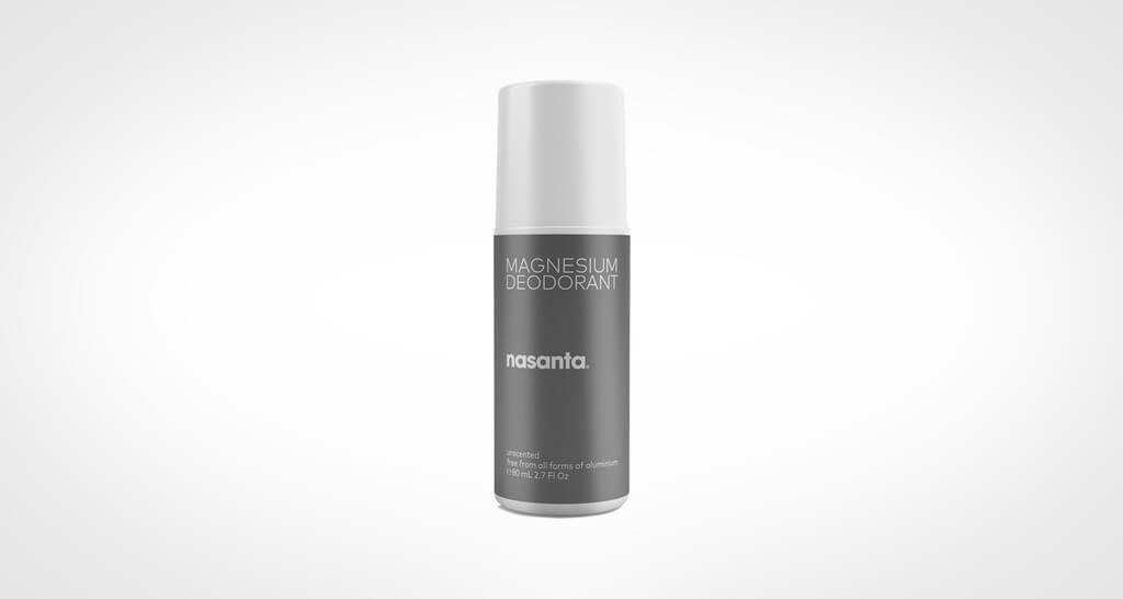 Nasanta natural deodorant