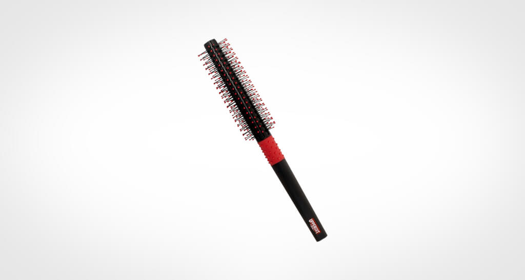 Uppercut Deluxe Quiff Roller Small Round Men's Hair Brush
