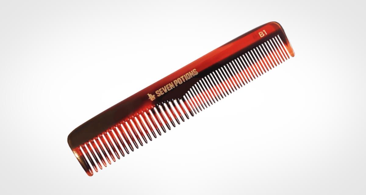 Seven Potions Beard Comb