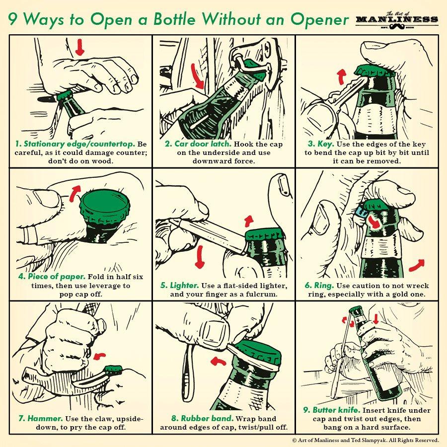 9-Ways-Open-a-Bottle-1