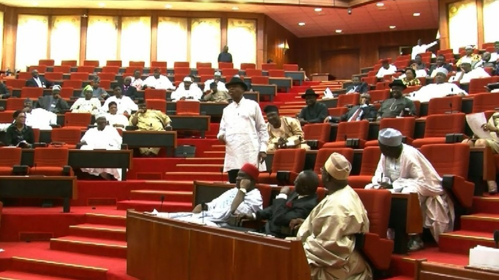 Nigeria-Senate