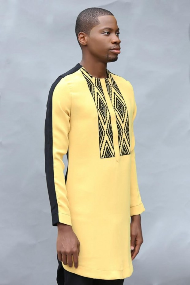 Nigerian men fashion
