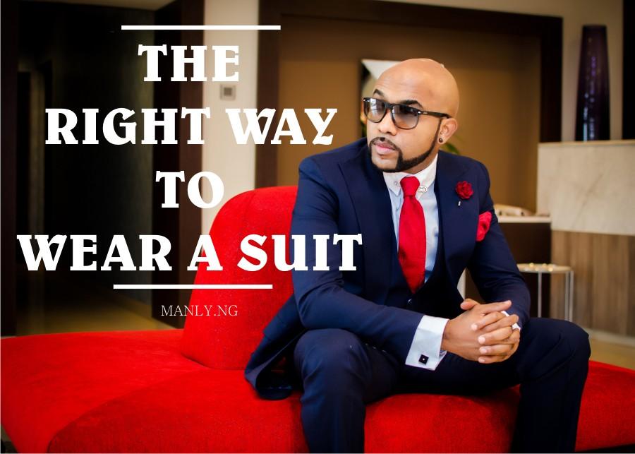 wear a suit
