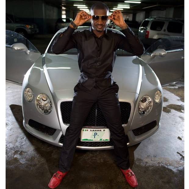 Peter of Psquare cars