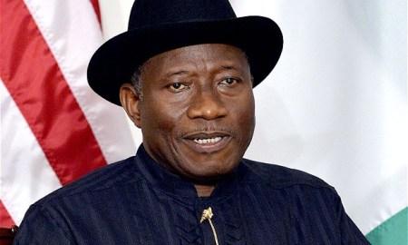 manlu.ng President goodluck Jonathan