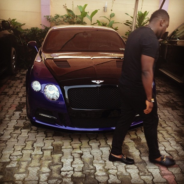 manly.ng Timaya Fleet of Cars (3)