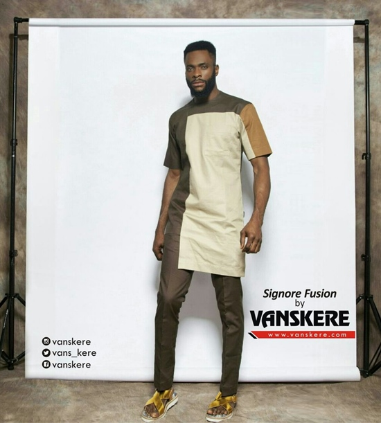 15 Modern Native Wear Designs For Nigerian Men