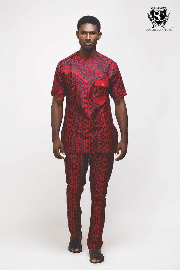 Latest Ankara Styles For Men Top Designs Nigerian Men