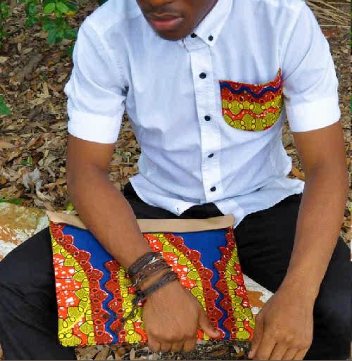 kampala and adire cloth