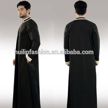 The Classic Abaya