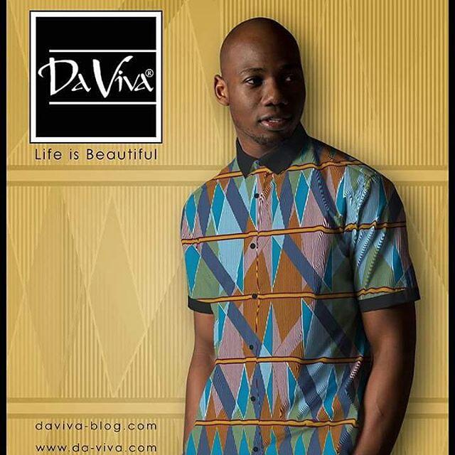 Cool Daviva Ankara Styles for Men4