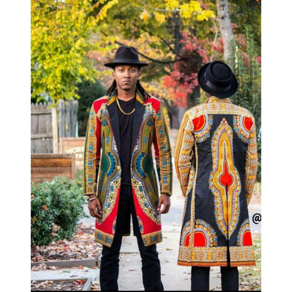 Dashiki for Men: Cool Shirts & Hoodies9