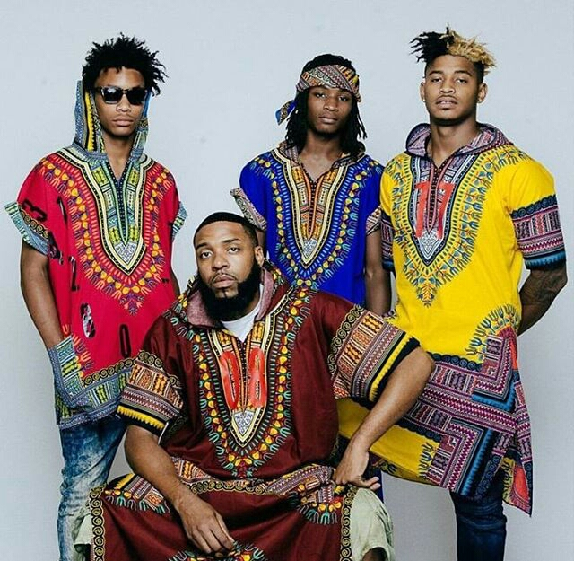 Dashiki for Men: Cool Shirts & Hoodies7