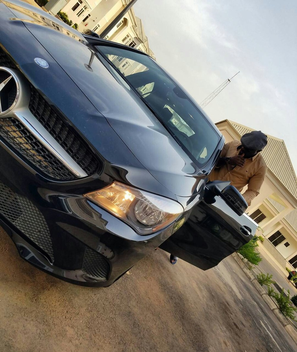 Exclusive Pictures of Jim Iyke's House & Cars2