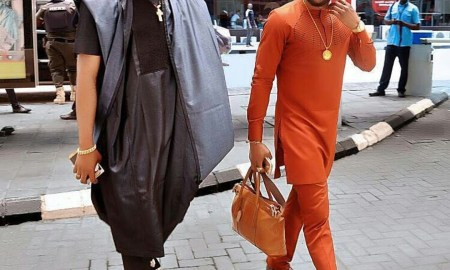 Dapper Nigerian Men's Traditional Fashion5