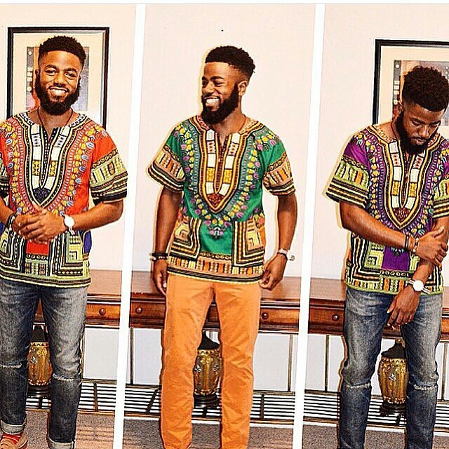 Dashiki for Men: Cool Shirts & Hoodies2