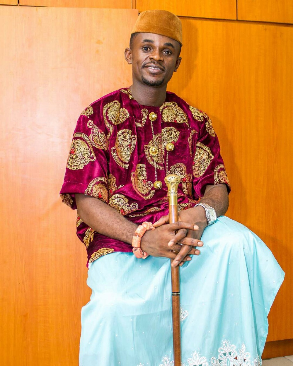 Igbo Traditional Wedding Attire for Groom6