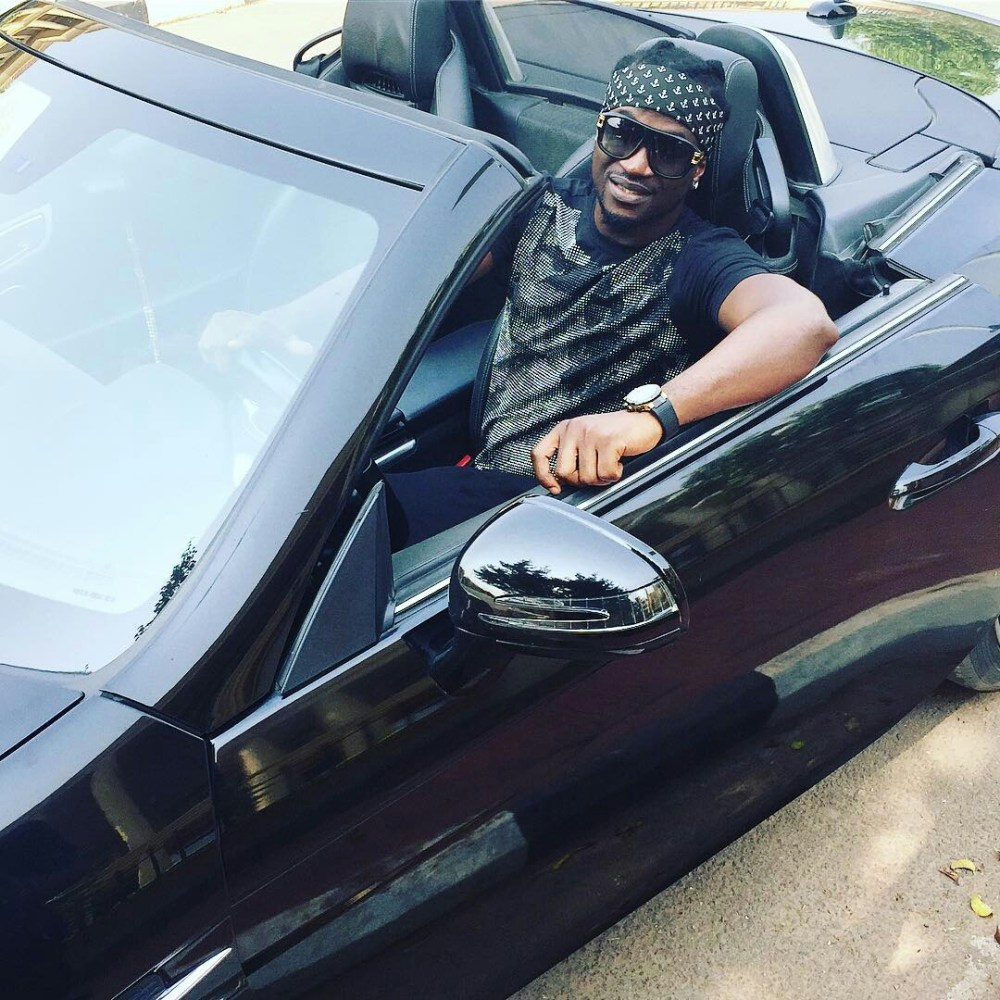 psquare Nigerian celebrities and their Cars (Exclusive Photos)