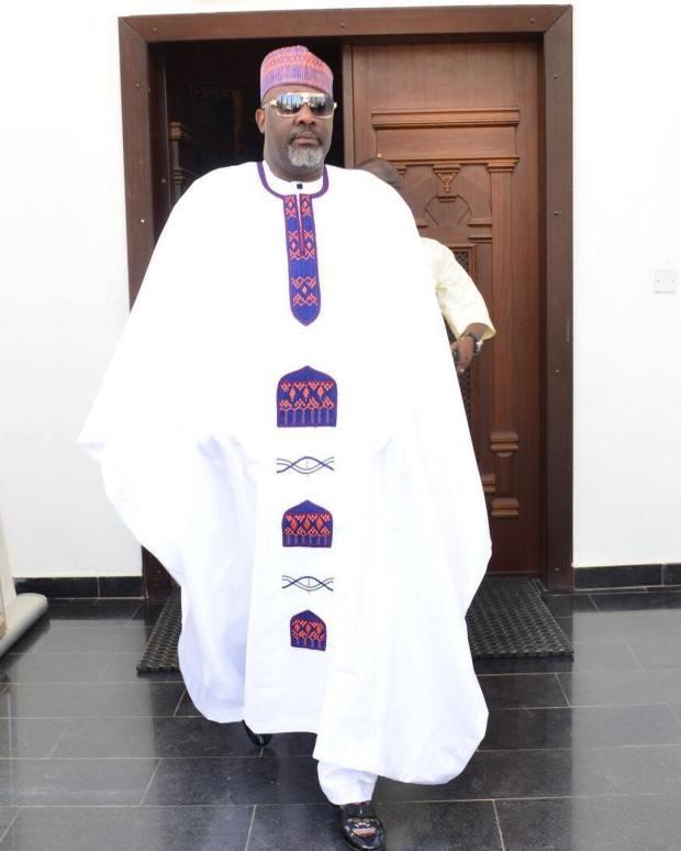 Latest Agbada Designs In Nigeria