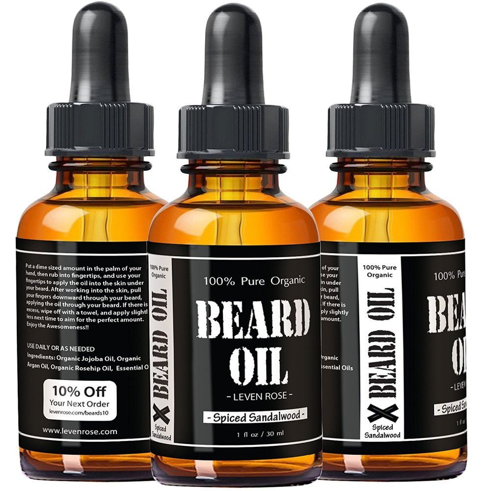 Top 10 Beard Growth Creams/oil you can get in Nigeria