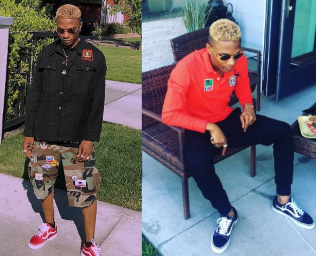 Top Haircuts Rocked By Nigerian Male Celebrities And Their Names