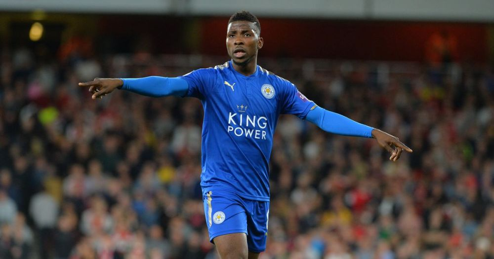 Top Nigerian Football Superstars and Their Net Worth Kelechi Iheanacho