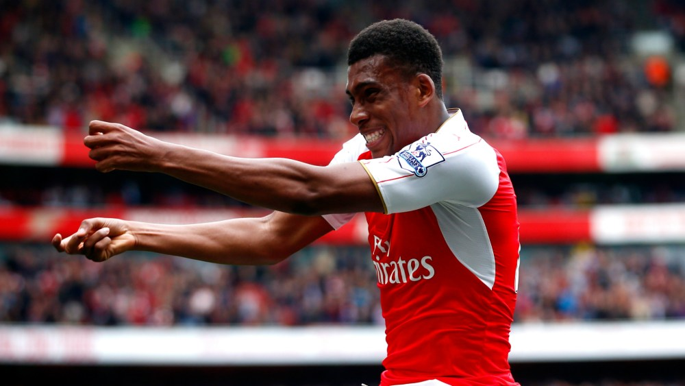 Top Nigerian Football Superstars and Their Net Worth Alex Iwobi