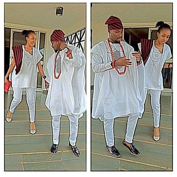 Best Agbada Styles For Couples (JULY 2018)