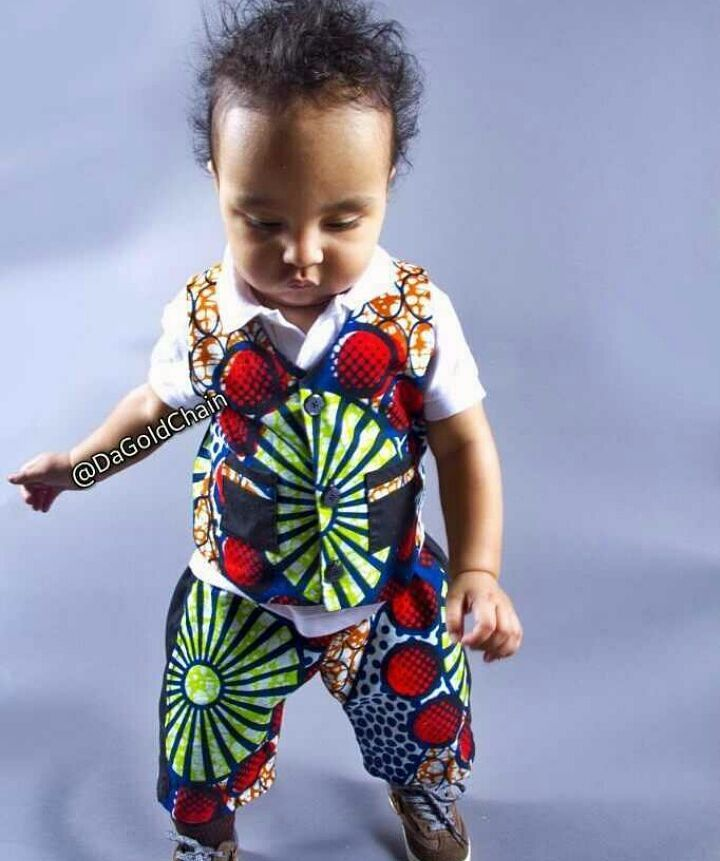 Latest Ankara Styles For Baby Boys Nigerian Men S Site Nigerian