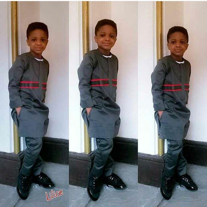 grey senator wear for baby boy