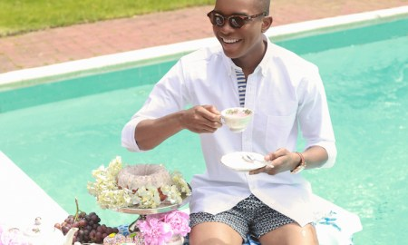 igee Okafor fashion blogger male