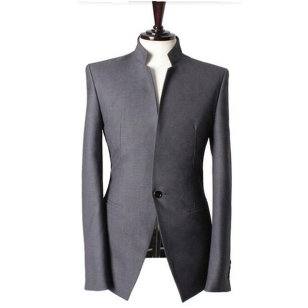 mandarin wedding suits for men