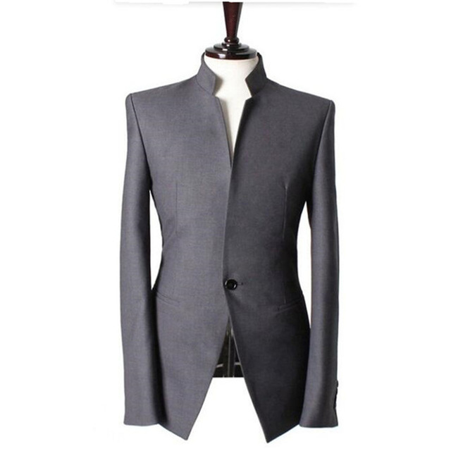mandarin wedding suits for men