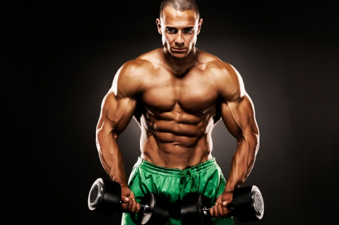 This is why every man should lift weights  - The Manly Men blog