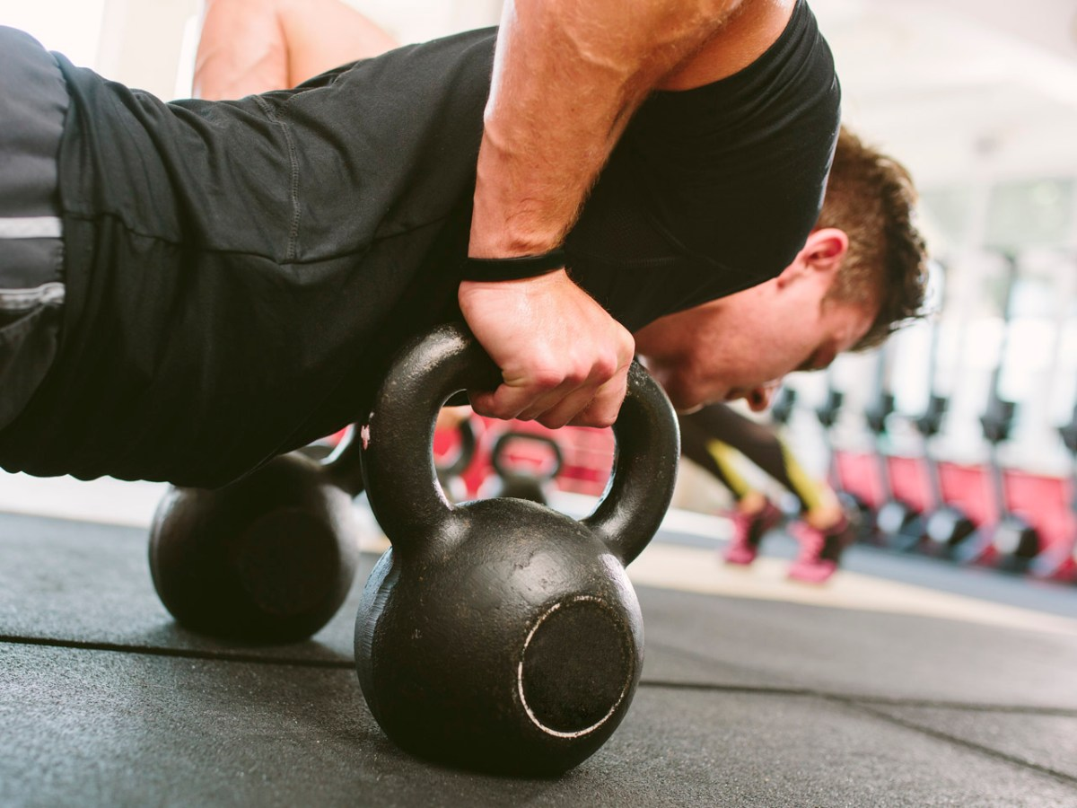 Kettlebell Training: 7 Reasons to start today!