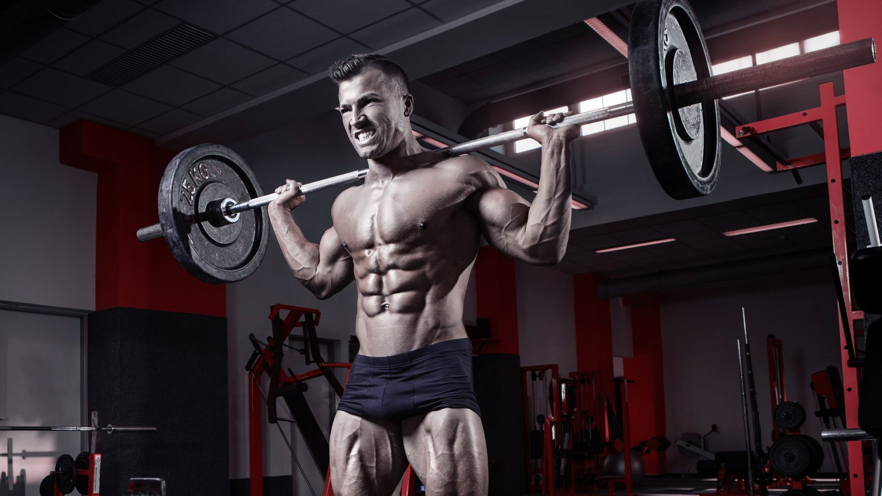 This is why the Squat is the king of all exercises. - The Manly Men blog