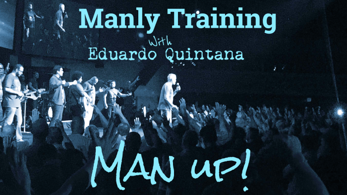 Man Up! The event. © 2016 MANLY TRAINING