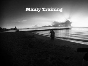The Manly Training Show - A Fun Christian youtube Video Blog