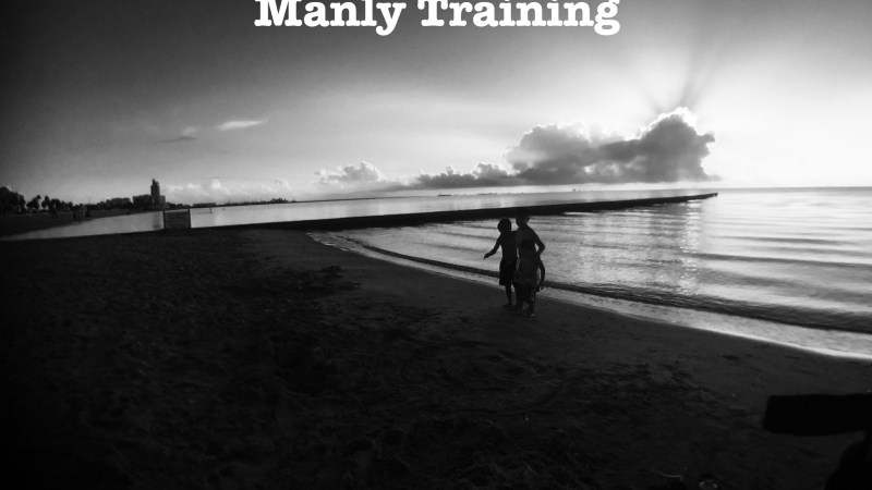 The Manly Training Show – A Fun Christian youtube Video Blog
