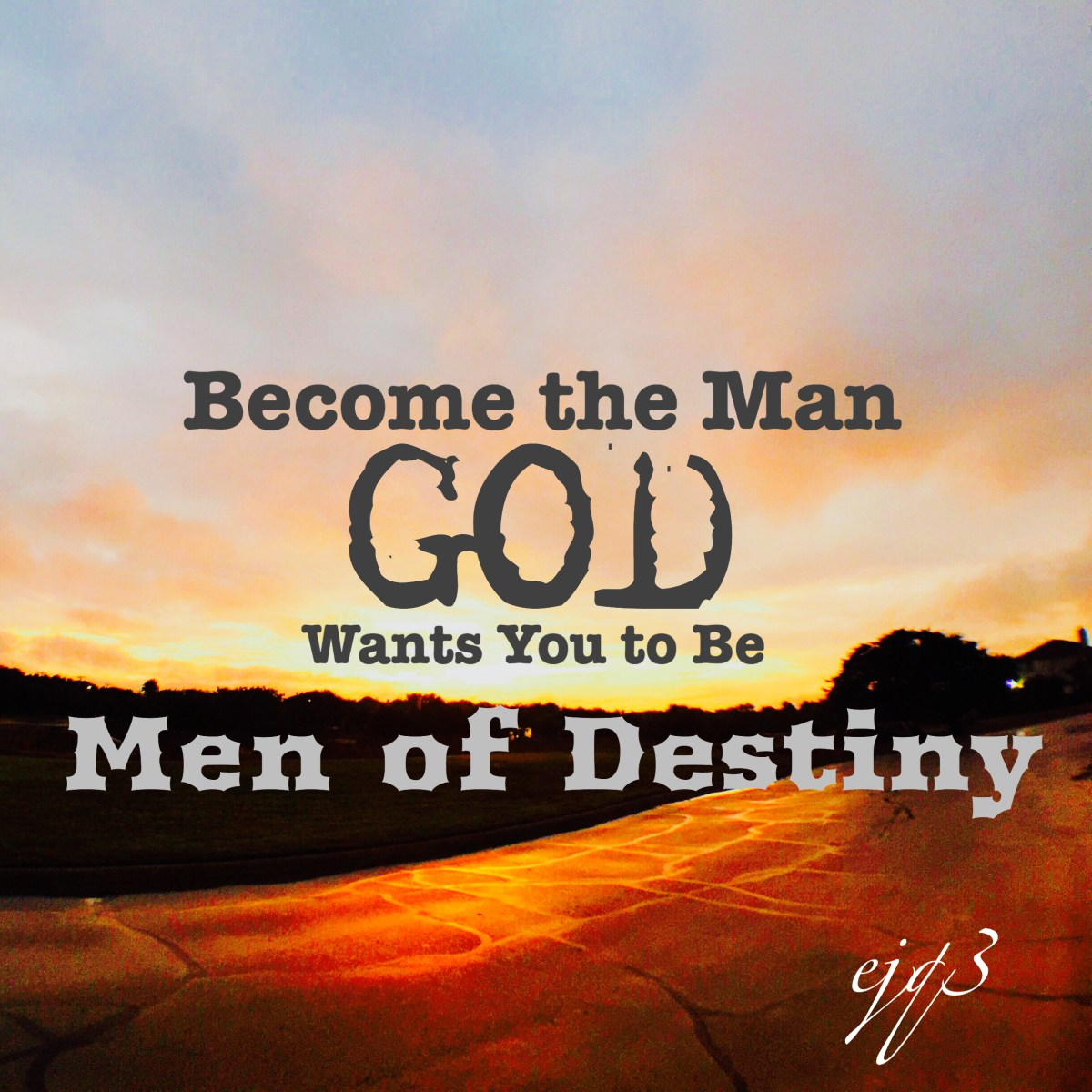 Men Of Destiny - Become the Man God Wants You to Be!
