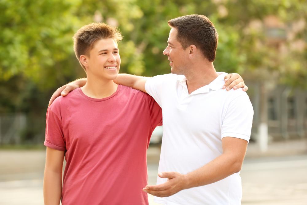Sex talk med teenagere