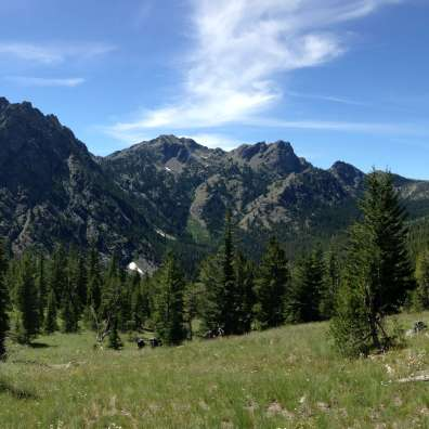 lake ingalls meadow