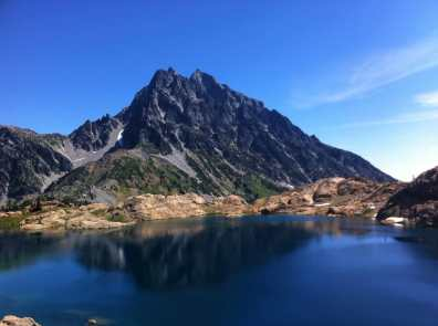 mt stuart ingalls lake