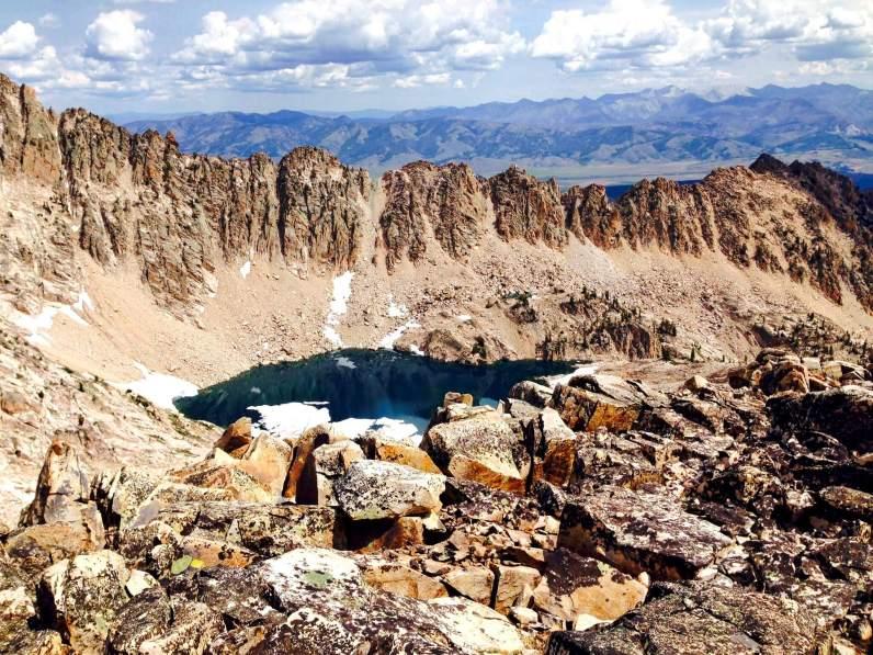 profile lake mount cramer