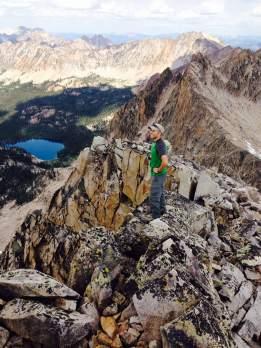 mount cramer summit lakes